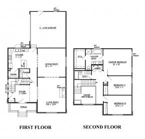 The Clay - Floorplan