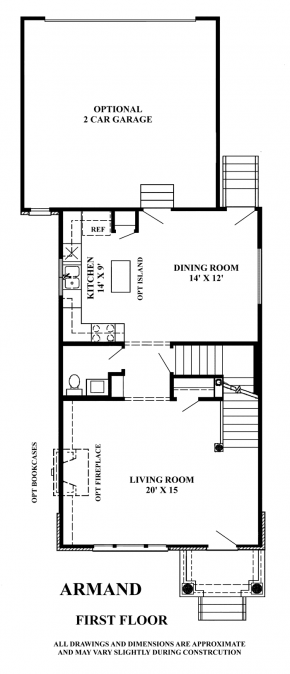 The Armand - First Floor