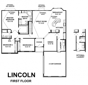 The Lincoln - First Floor