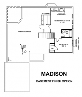 The  - Optional Finished Basement
