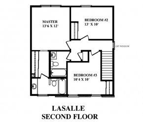 The LaSalle - Second Floor
