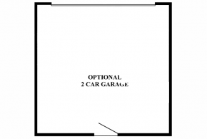 The Armand II - Optional 2 Car Garage