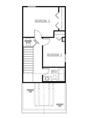 The  - Opt 3rd Fl w/ 2 Bedrooms and Bath