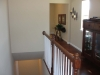 Spindled rail & view towards foyer.jpg