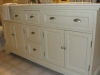 Furniture grade custom master bath vanity