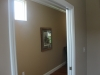 Double pocket doors on study/bedroom #2