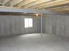 Large, open full basement for future finish